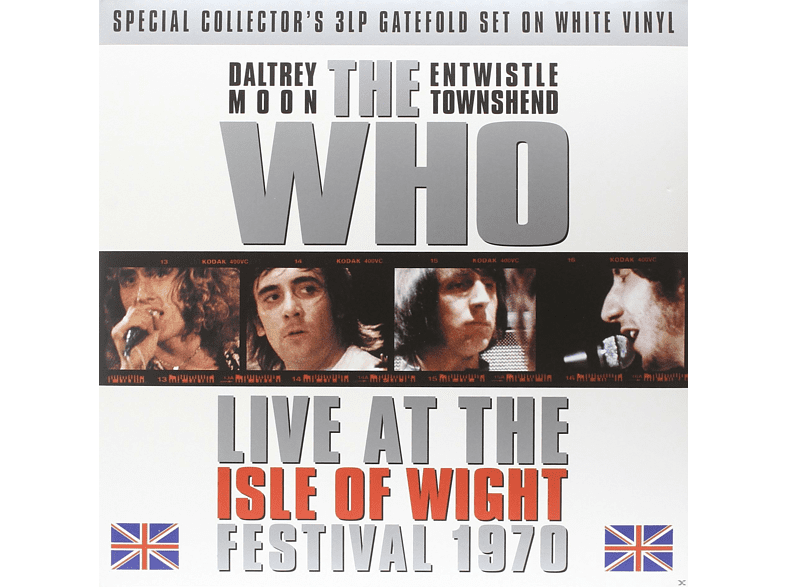 The Who - ISLE OF WIGHT 1970 [Vinyl]