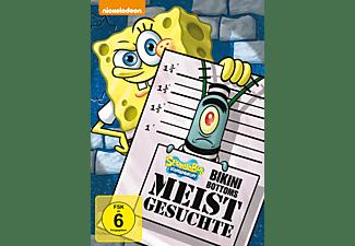 SpongeBob Schwammkopf – Bikini Bottom's Most Wanted DVD