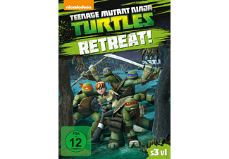 Teenage Mutant Ninja Turtles: Retreat - (DVD)