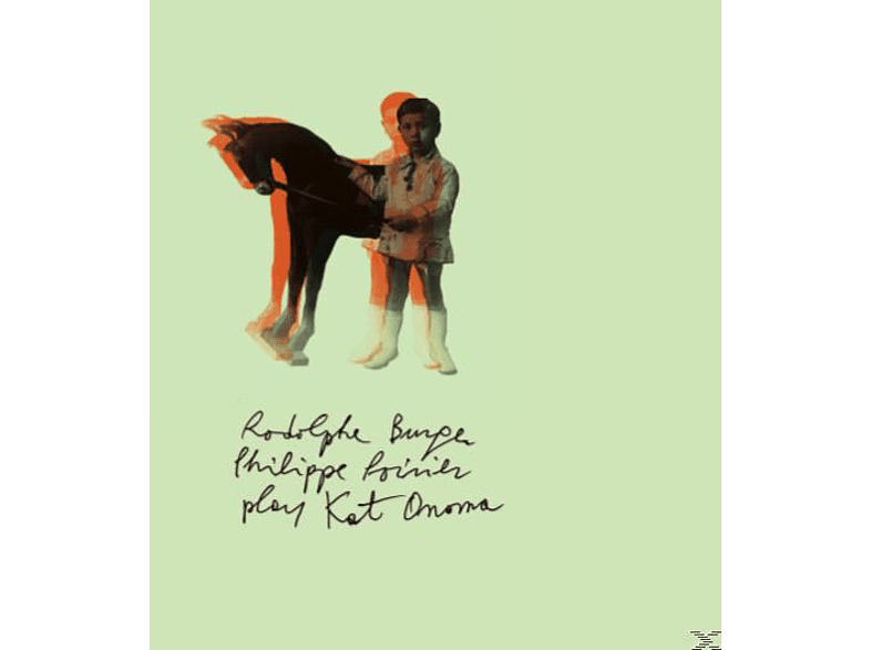Rodolphe Burger, Philippe Poirier - Play Kat Onoma (Inkl.Download) [Vinyl]