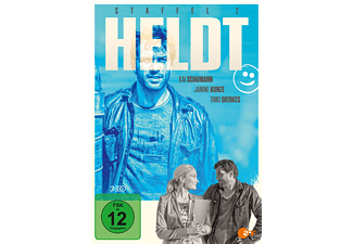 Heldt - Staffel 2 DVD