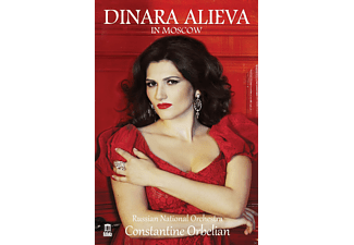 Dinara Alieva, Russian National Orchestra, Masters of Choral Singing, The Grand Choir - Dinara Alieva In Moskau - (DVD)