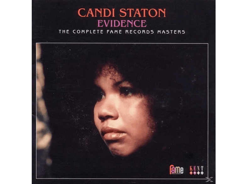 Candi Staton - Evidence-Complete Fame Records Masters [Doppel-Cd] [CD]