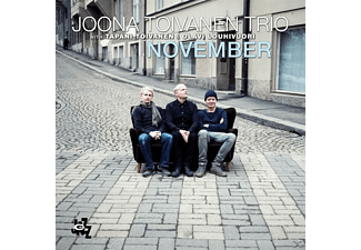 Joona Trio Toivanen - November - (CD)