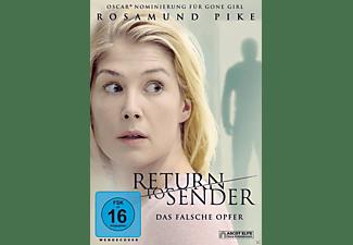 Return to Sender DVD