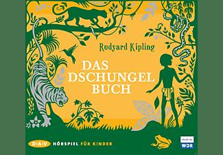 Kipling Rudyard - Das Dschungelbuch  - (CD)
