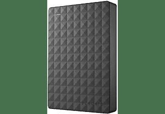Disco duro 4 TB - Seagate Expansion Portable, USB, Negro