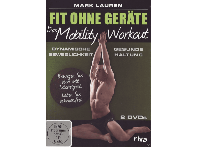 Fit ohne Geräte - Das Mobility-Workout [DVD]
