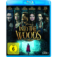 Into the Woods [Blu-ray]
