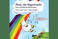 Plock, der Regentropfen - (CD)