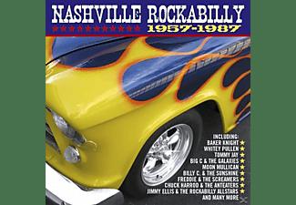 VARIOUS - Nashville Rockabilly 1957-1987  - (CD)
