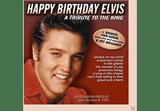 VARIOUS - Happy Birthday Elvis  - (CD)