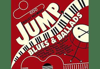 "VARIOUS - Bullet Records ""Jump, Blues &  - (CD)"