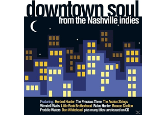 VARIOUS - Downtown Soul From The Nashvil  - (CD)