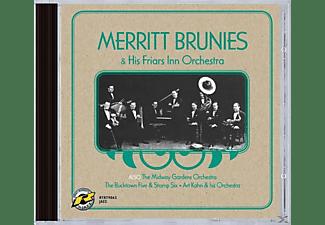 VARIOUS - Merritt Brunies & Friars Inn Orches  - (CD)