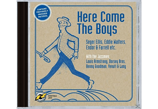VARIOUS - HERE COME THE BOYS 1925-1932  - (CD)