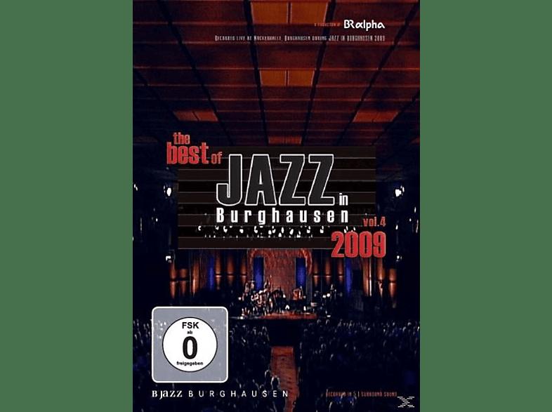 VARIOUS - Best Of Jazz In Burghausen Vol.4 [DVD]