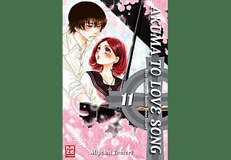 Akuma to Love Song – Band 11