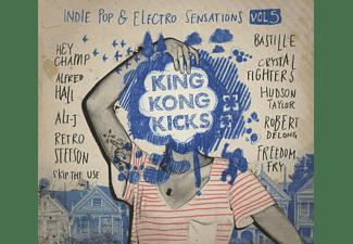 VARIOUS - King Kong Kicks Vol.5  - (CD)
