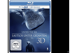 Under the Sea - Lautlos unter Giganten - (3D Blu-ray (+2D))