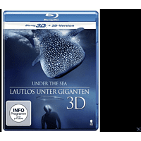 Under the Sea - Lautlos unter Giganten 3D Blu-ray (+2D)