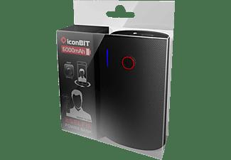 ICONBIT FTB6000SF Selfie Powerbank 6000 mAh Schwarz