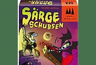 SCHMIDT SPIELE (UE) Drei Magier: Särge schubsen Kartenspiel