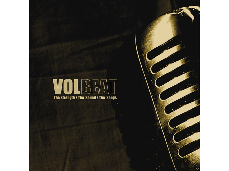 Volbeat - The Strength/The Sound/The Songs [Vinyl]