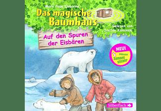 Das Magische Baumhaus - Auf Den Spuren Des Eisbären  - (CD)