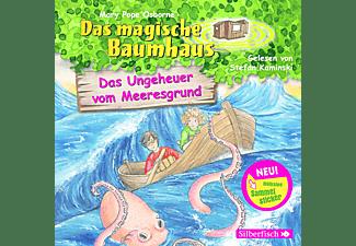 Das Magische Baumhaus - Das Ungeheuer Am Meeresgrund  - (CD)