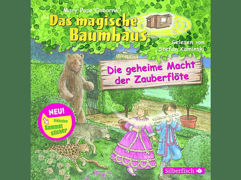 Das Magische Baumhaus - Die Geheime Kraft Der Zauberflöte - (CD)