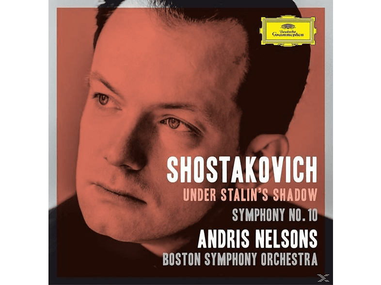 Boston Symphony Orchestra - Shostakovich Under Stalin's Shadow [CD]