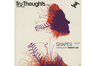 VARIOUS - Shapes 12.01 - (CD)