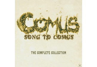 Comus - Song To Comus-The Complete Collection  - (CD)