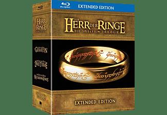 Der Herr der Ringe - Extended Edition Trilogie Blu-ray
