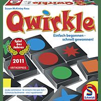 SCHMIDT SPIELE (UE) Qwirkle Gesellschaftsspiel