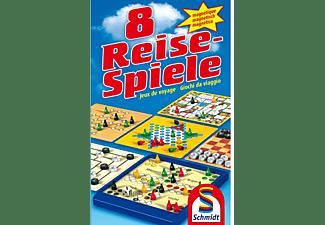 8 Reise-Spiele