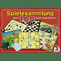 SCHMIDT SPIELE (UE) Spielesammlung - 100 Spielmöglichkeiten Brettspiele