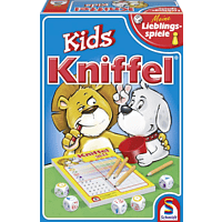 SCHMIDT SPIELE (UE) Kniffel Kids Würfelspiel