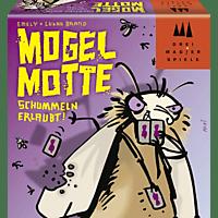 SCHMIDT SPIELE (UE) Drei Magier: Mogel Motte Kartenspiel