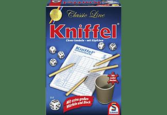 Classic Line Kniffel mit grossem Block