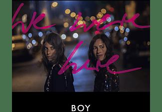 The Boy - We were here - Limitierte Boytel Edition  - (CD)