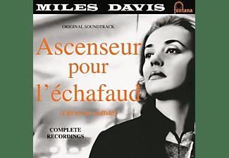 Miles Davis - Ascenseur Pour L'Échafaud (Lift To The Scaffold)  - (Vinyl)