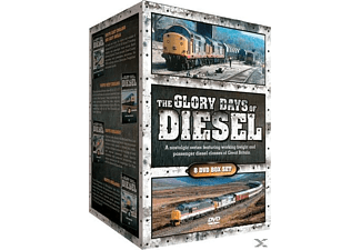 The Glory days Diesel DVD