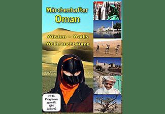 MÄRCHENHAFTER OMAN - WÜSTEN - WADIS - WEIHRAUCHBÄU DVD