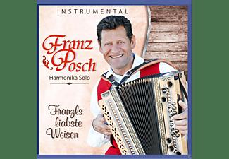 Franz Posch - Franzls liabste Weisen  - (CD)