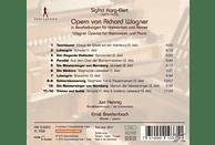 Jan Hennig, VARIOUS, Breidenbach Ernst - Wagner-Opern In Bearb.F.Harmonium & Klavier [CD]