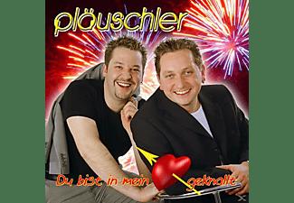 Pläuschler - Du Bist In Mein Herz Geknallt  - (CD)