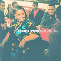 Evora Cesaria - CAFE ATLANTICO/FRENCH VERSION [CD]