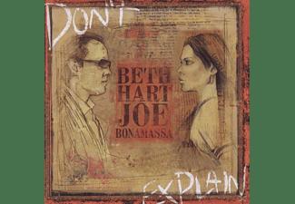 Beth Hart & Joe Bonamassa - Don't Explain  - (CD)